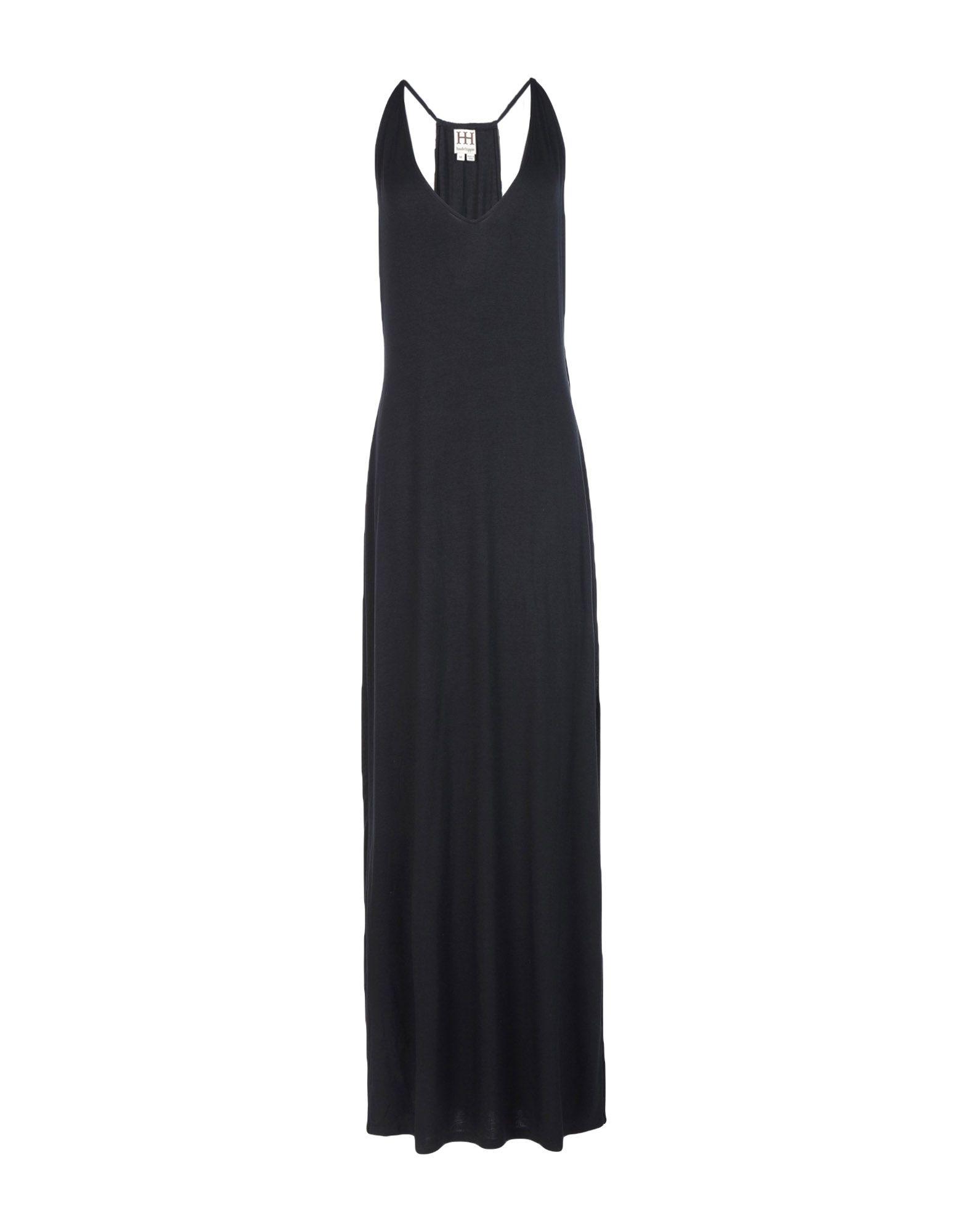 купить HAUTE HIPPIE Платье длиной 3/4 по цене 21500 рублей