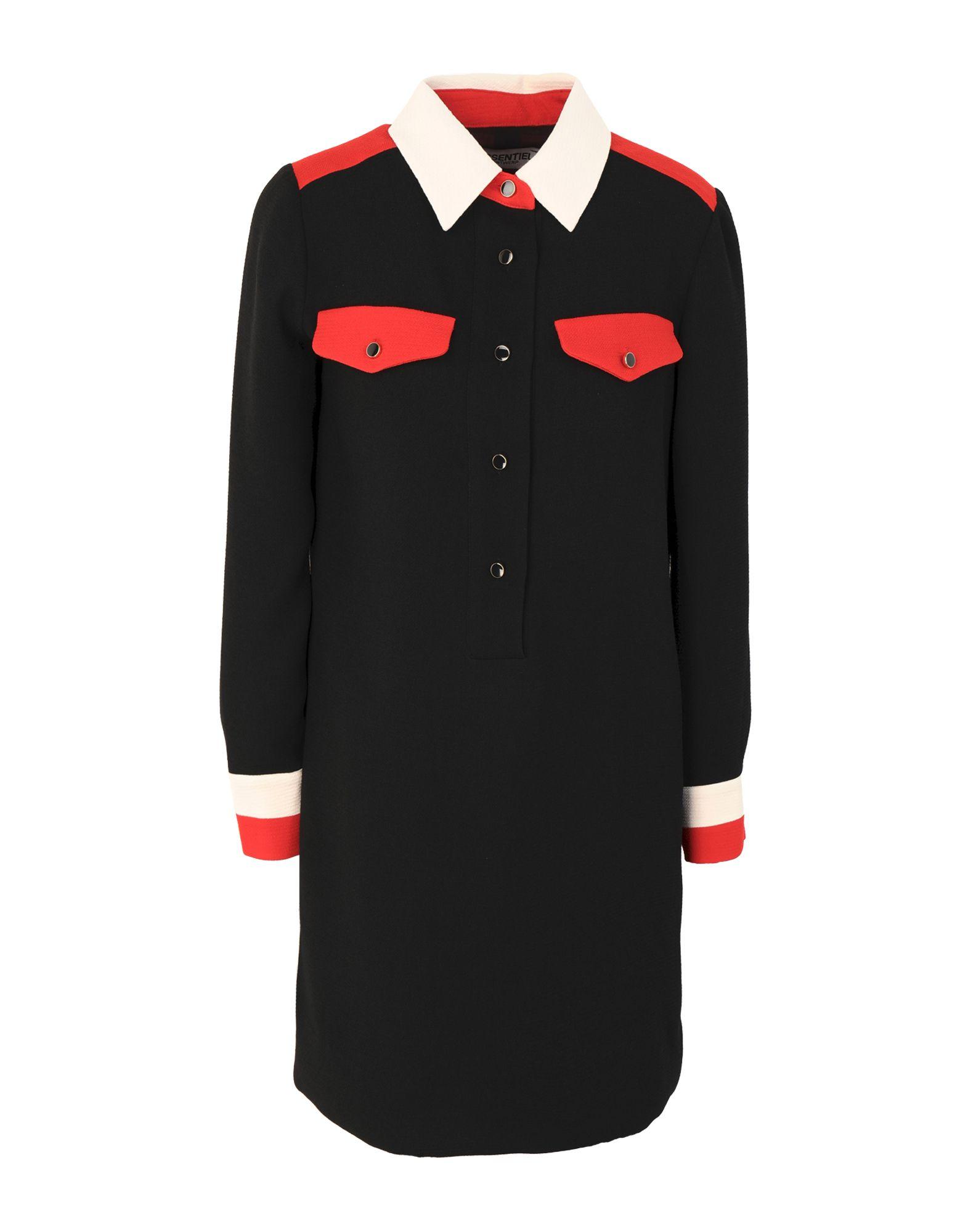 ESSENTIEL ANTWERP Короткое платье colosseo 70115 4