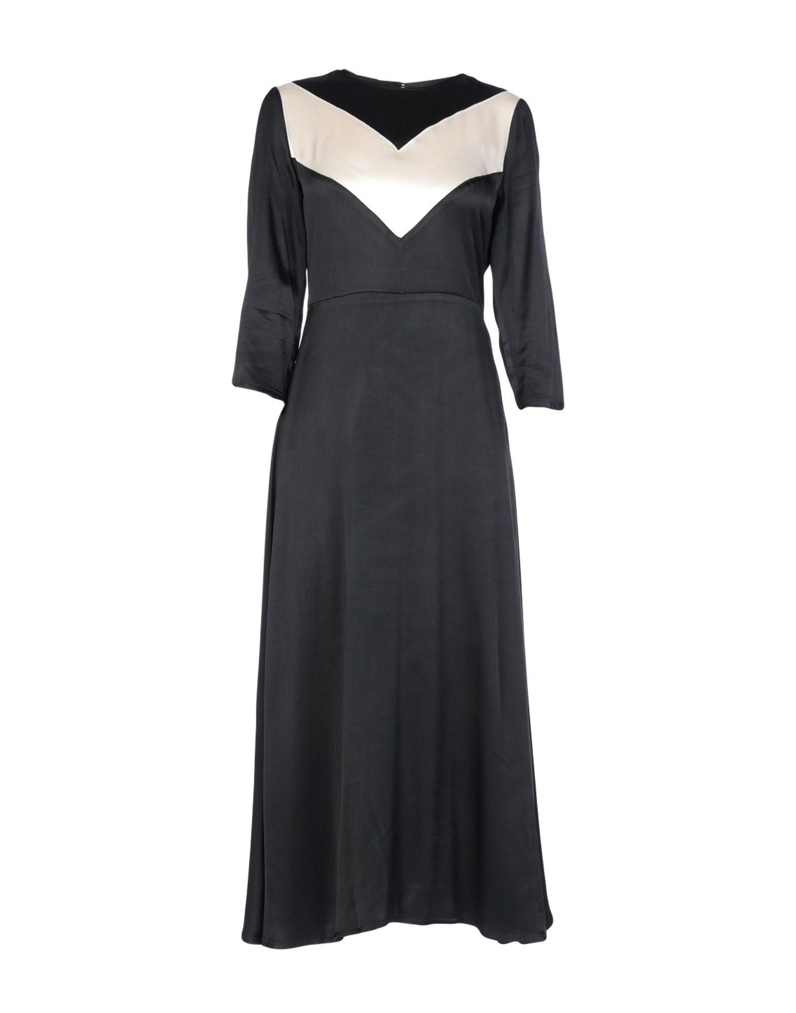 SOALLURE Платье длиной 3/4 icons платье длиной 3 4
