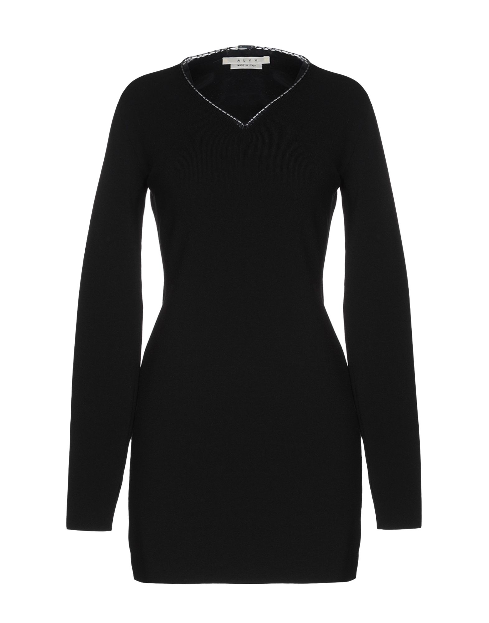1017 ALYX 9SM Короткое платье