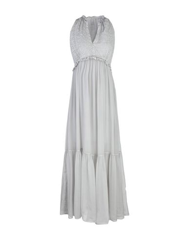 120% DRESSES Long dresses Women on YOOX.COM