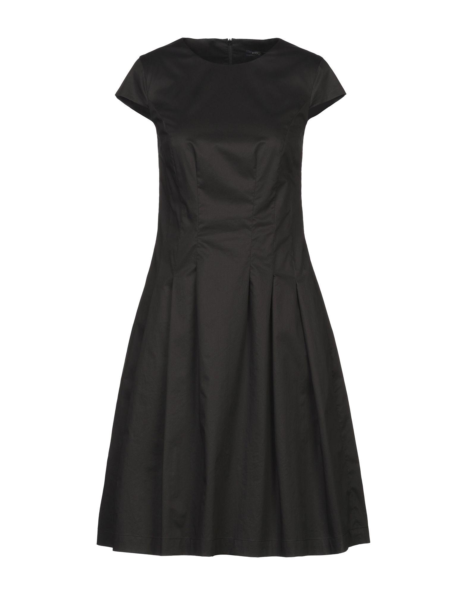 PESERICO Платье до колена