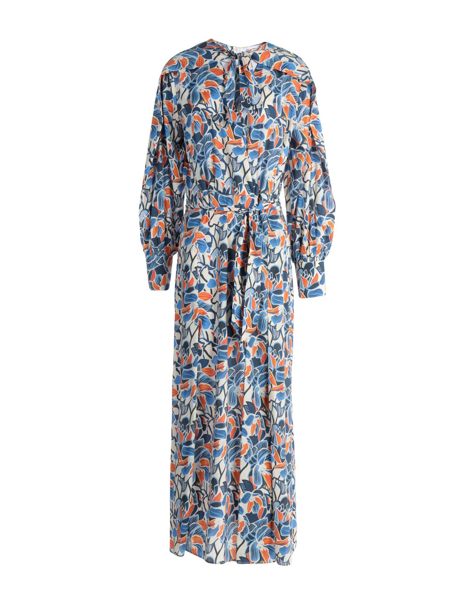 AGLINI Длинное платье aglini ремень