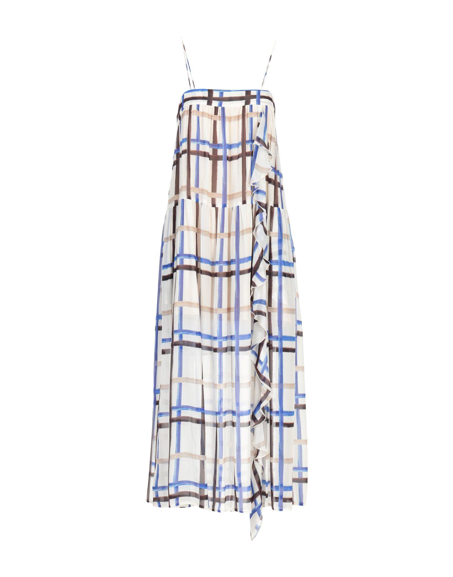 Фото - GOLD CASE Платье длиной 3/4 gold case юбка длиной 3 4