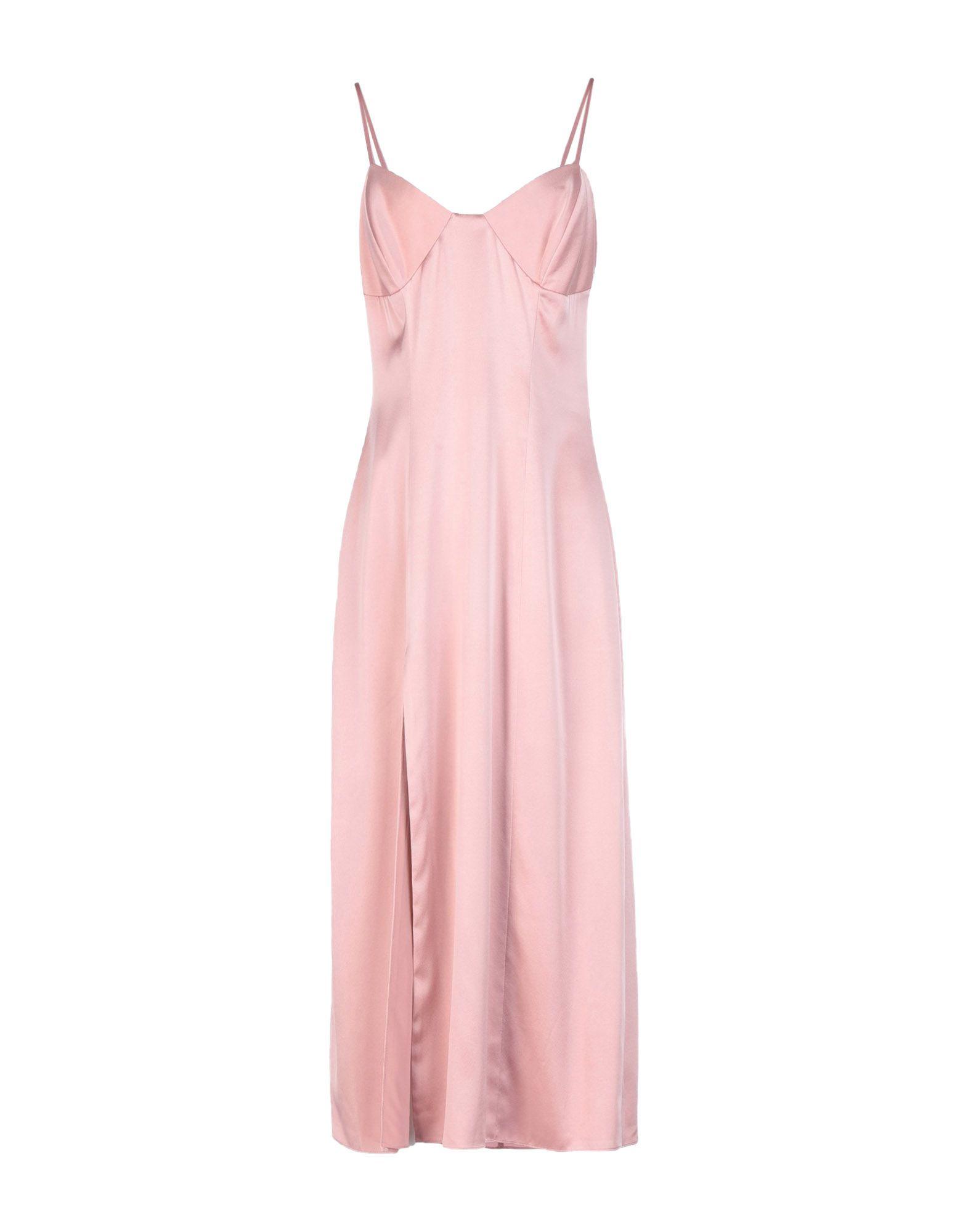MICHELLE MASON Платье длиной 3/4 бордюр blau versalles mold michelle 3 5x25