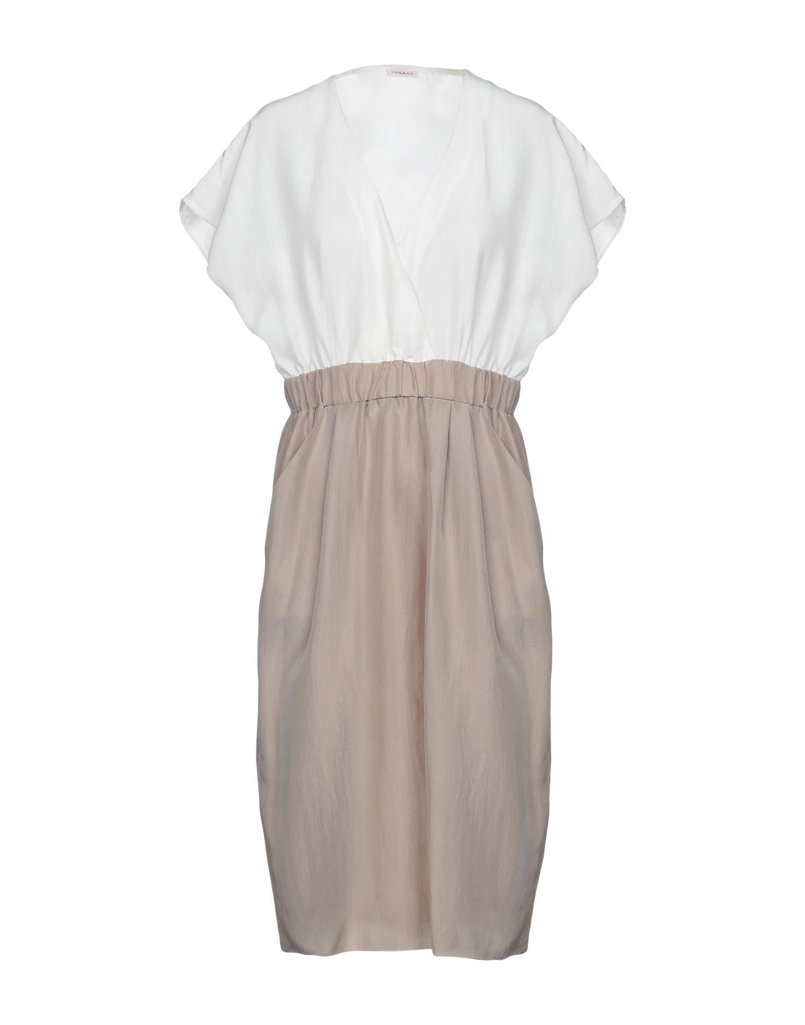 P.A.R.O.S.H. Платье до колена цена 2017