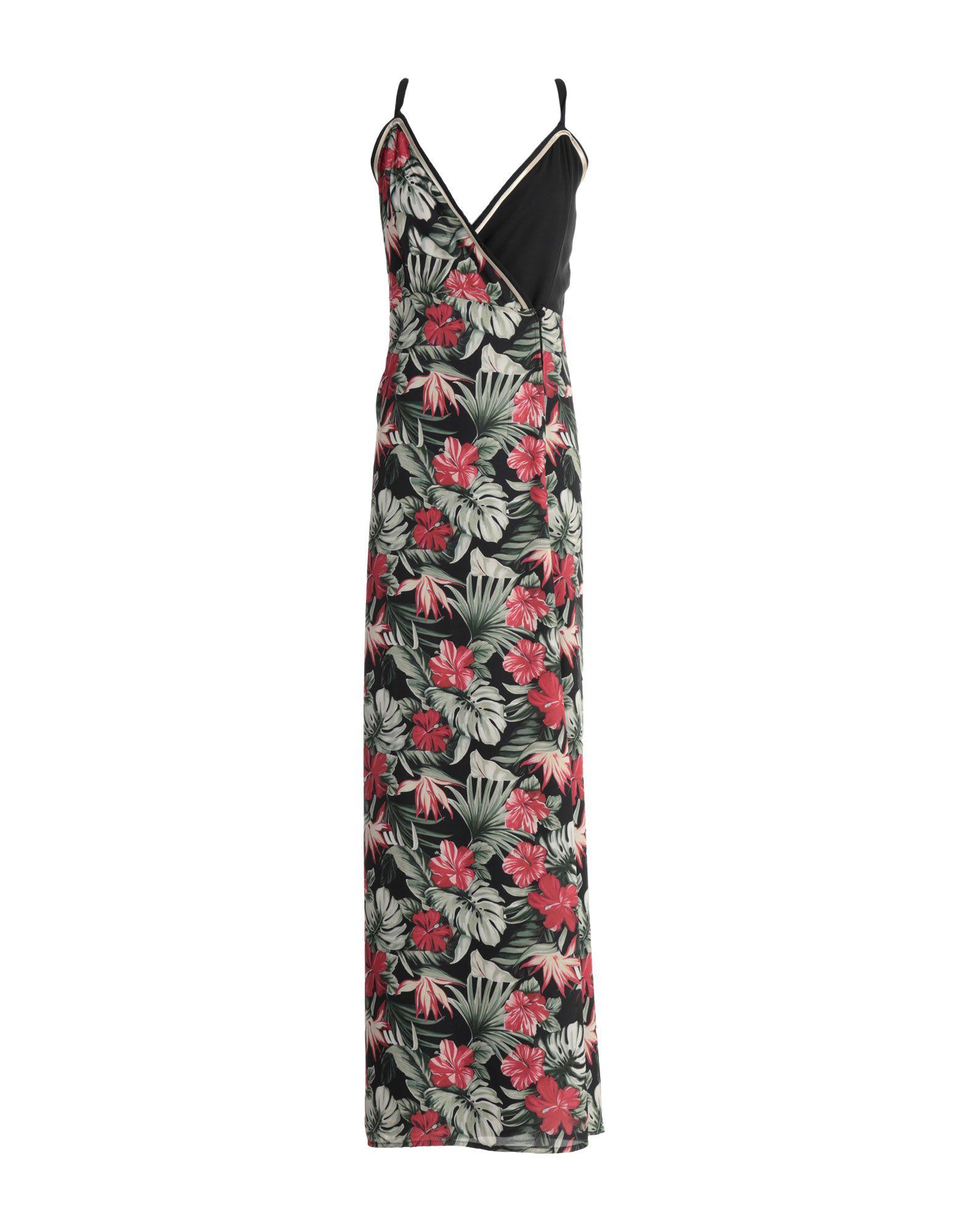 !M?ERFECT Длинное платье m v maglieria veneta длинное платье