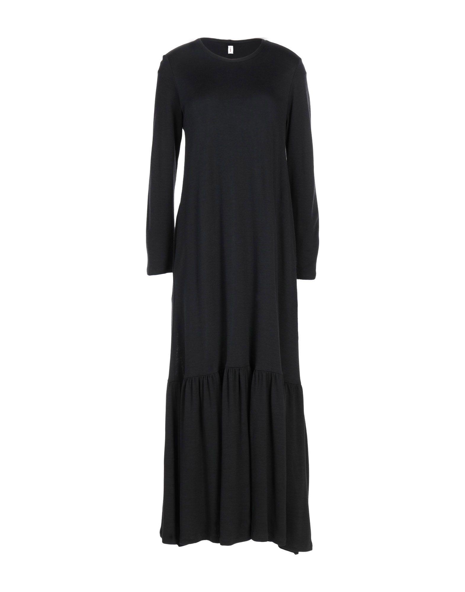 ISABELLA CLEMENTINI Длинное платье платье женское baukjen by isabella платья и сарафаны бандажные и обтягивающие