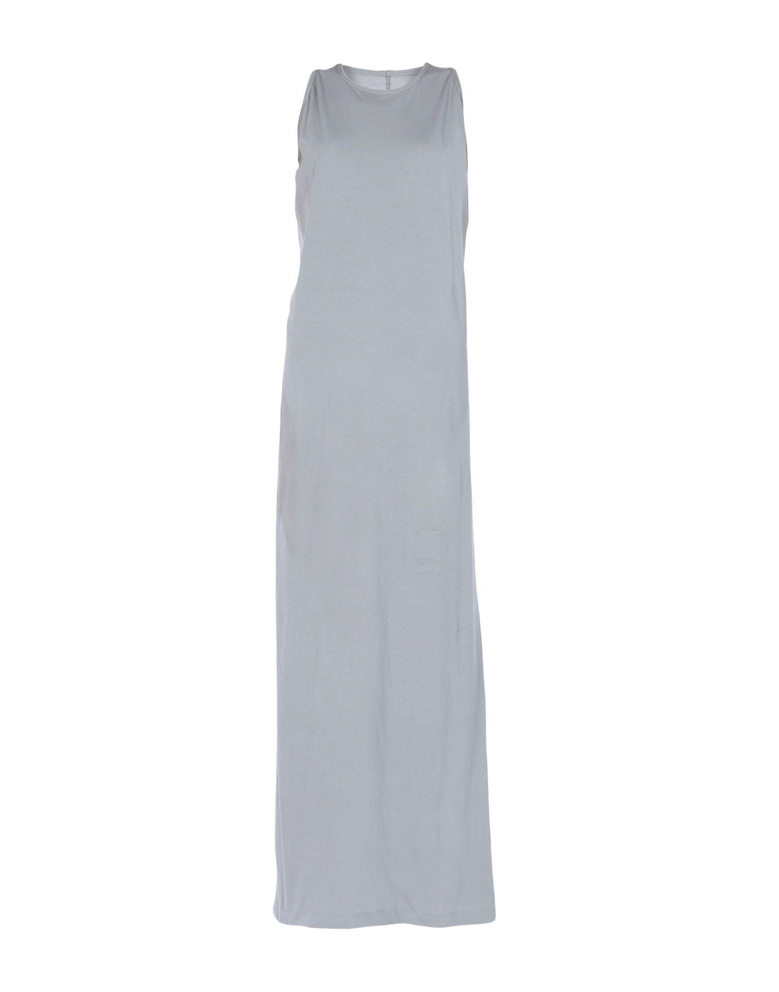 DRKSHDW by RICK OWENS Длинное платье блузка quelle rick cardona by heine 4025