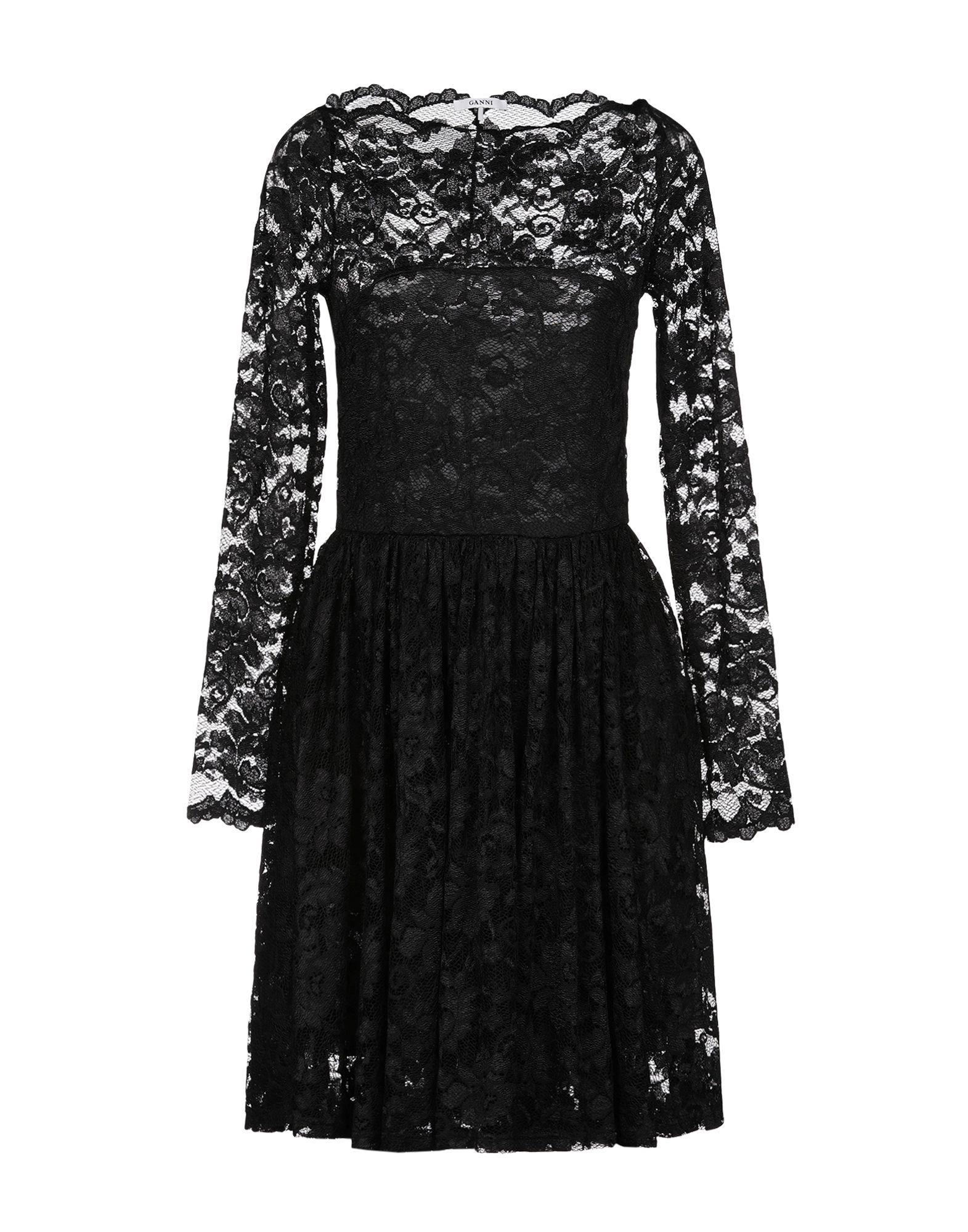 GANNI Короткое платье