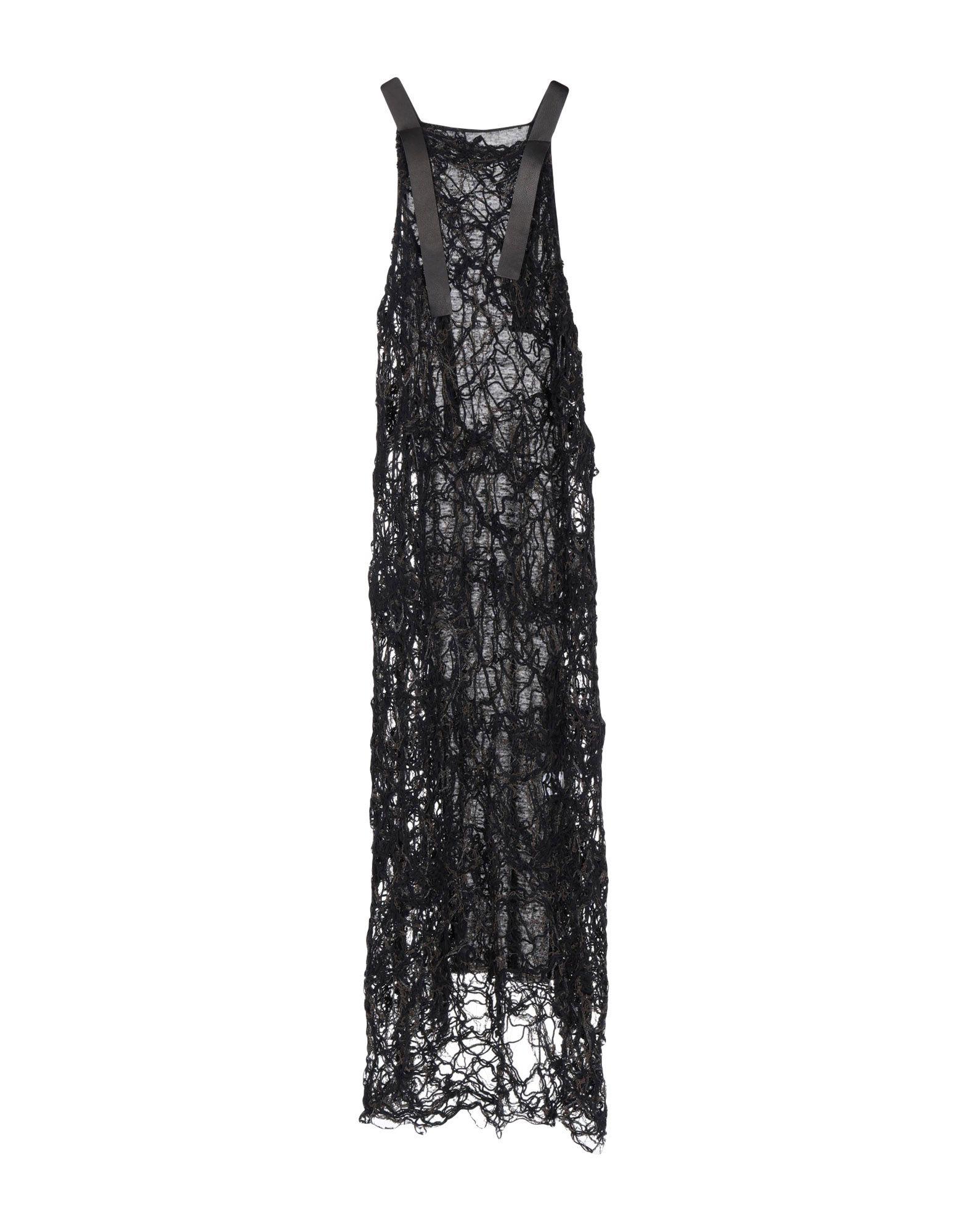 купить ALESSANDRA MARCHI Длинное платье по цене 15100 рублей