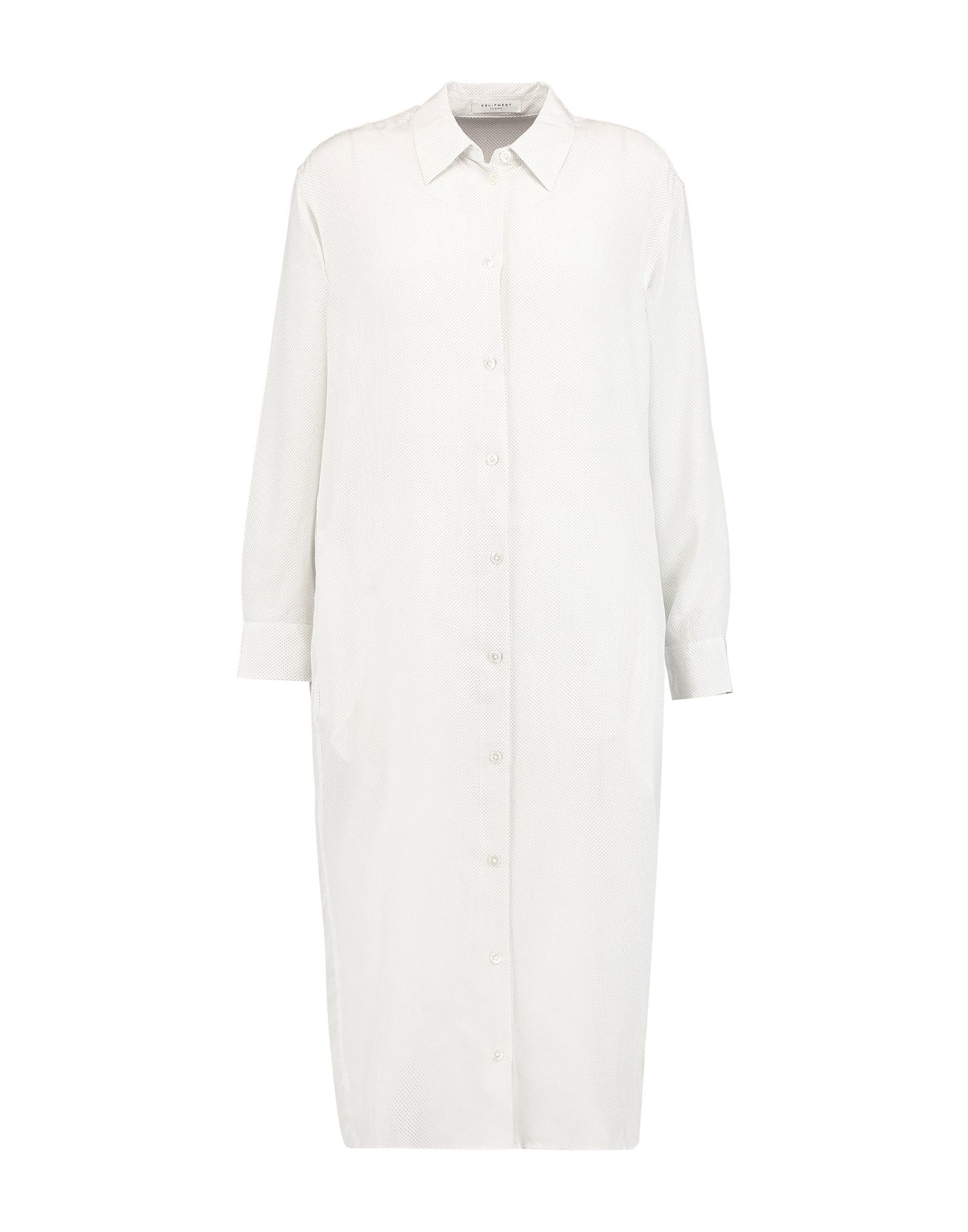 Фото - EQUIPMENT Платье длиной 3/4 платье комбинезон в горошек 1 мес 3 года