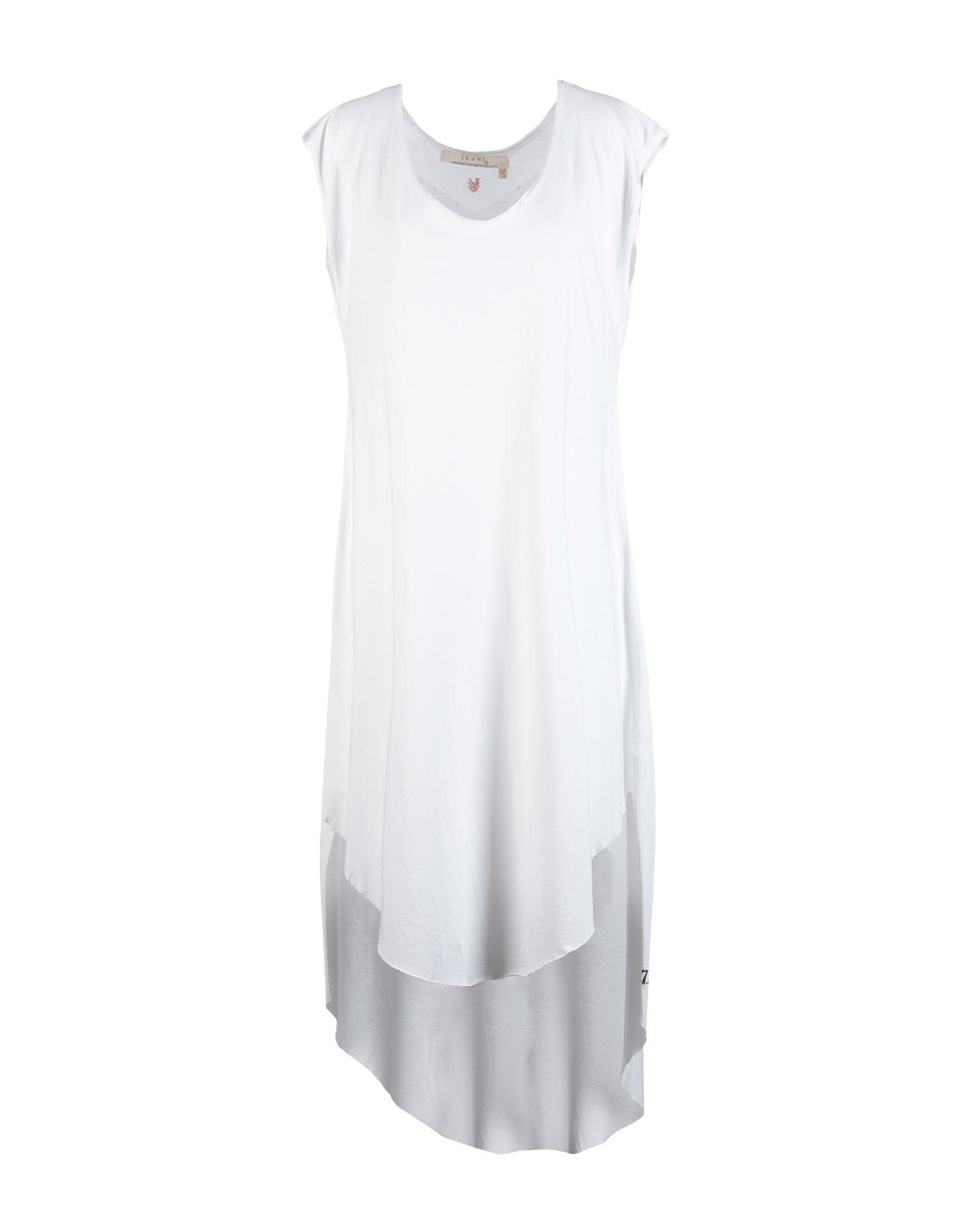 JUNE 72 Короткое платье june food