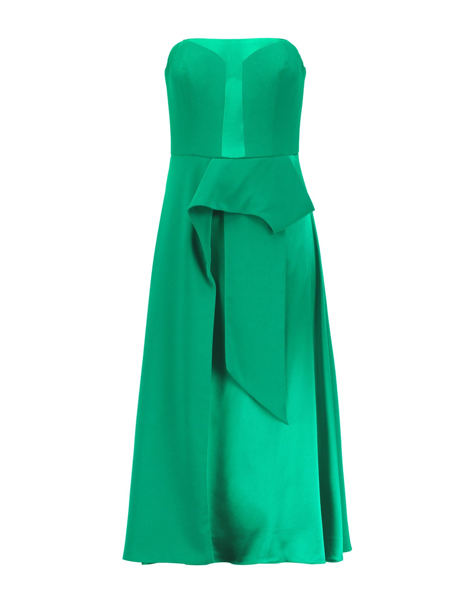 MIKAEL AGHAL Knee-Length Dresses in Green