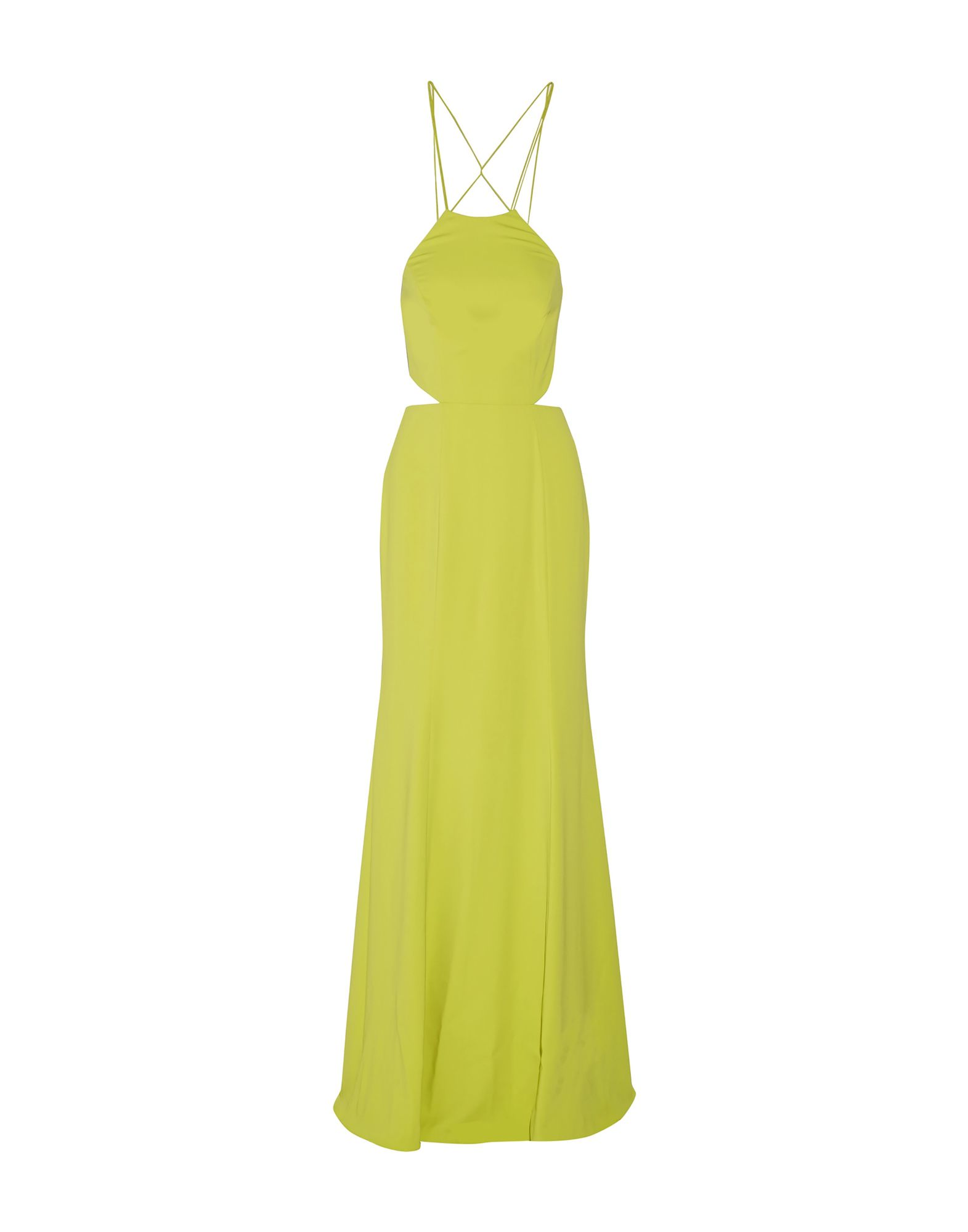 MARCHESA NOTTE Длинное платье omero колготки iride 50 blu notte