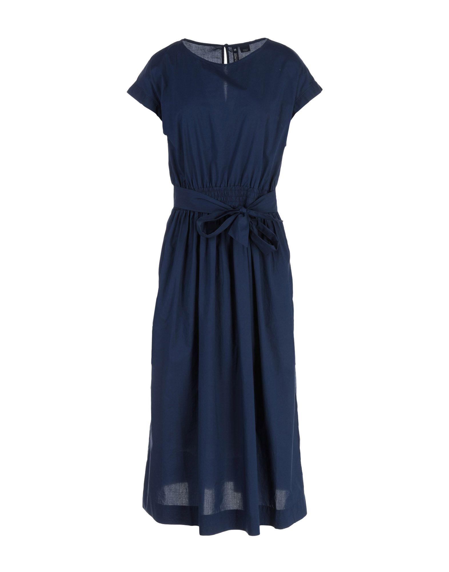 WOOLRICH Платье длиной 3/4 woolrich платье длиной 3 4