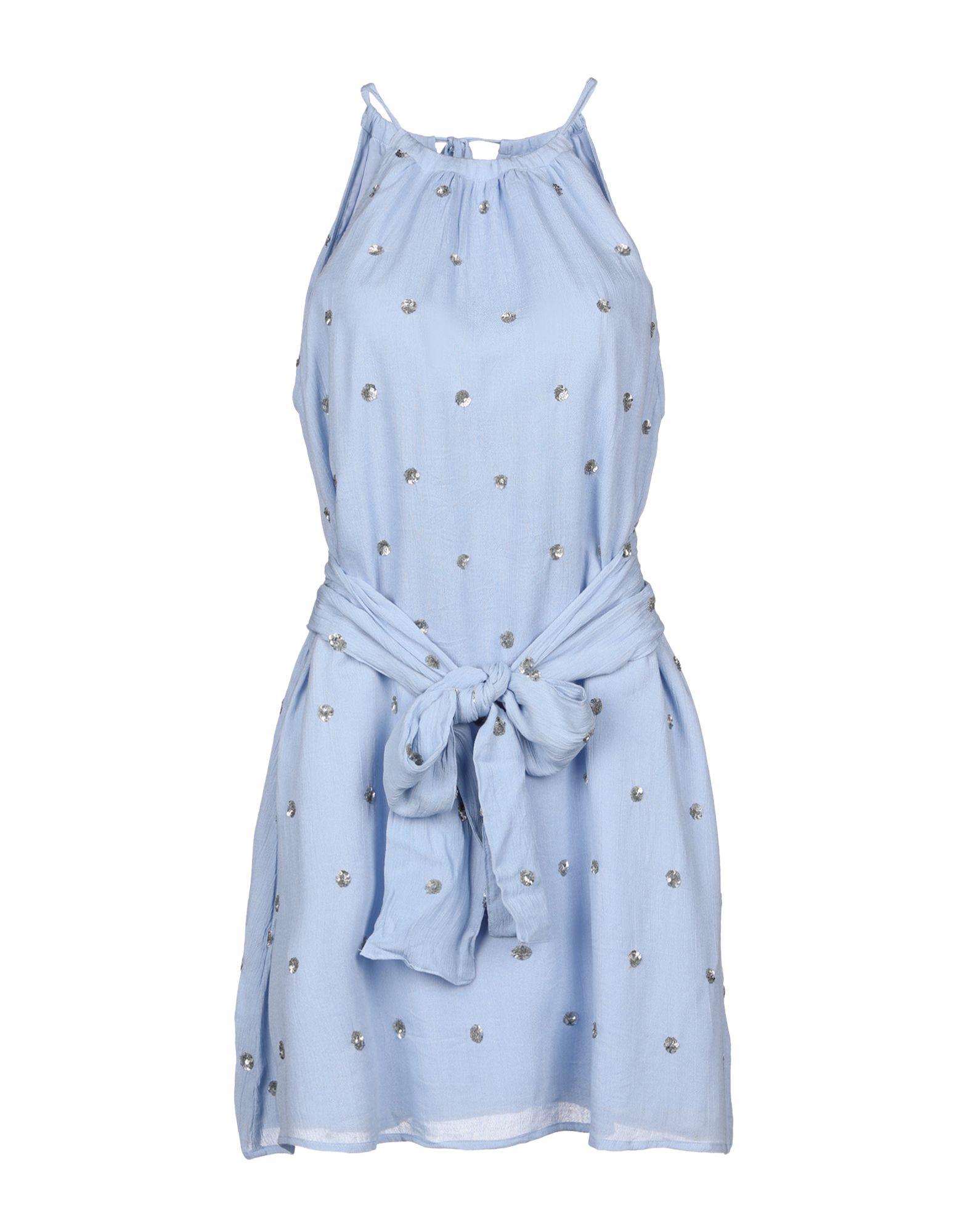SUNDRESS Короткое платье полуботинки betsy ботинки на каблуке