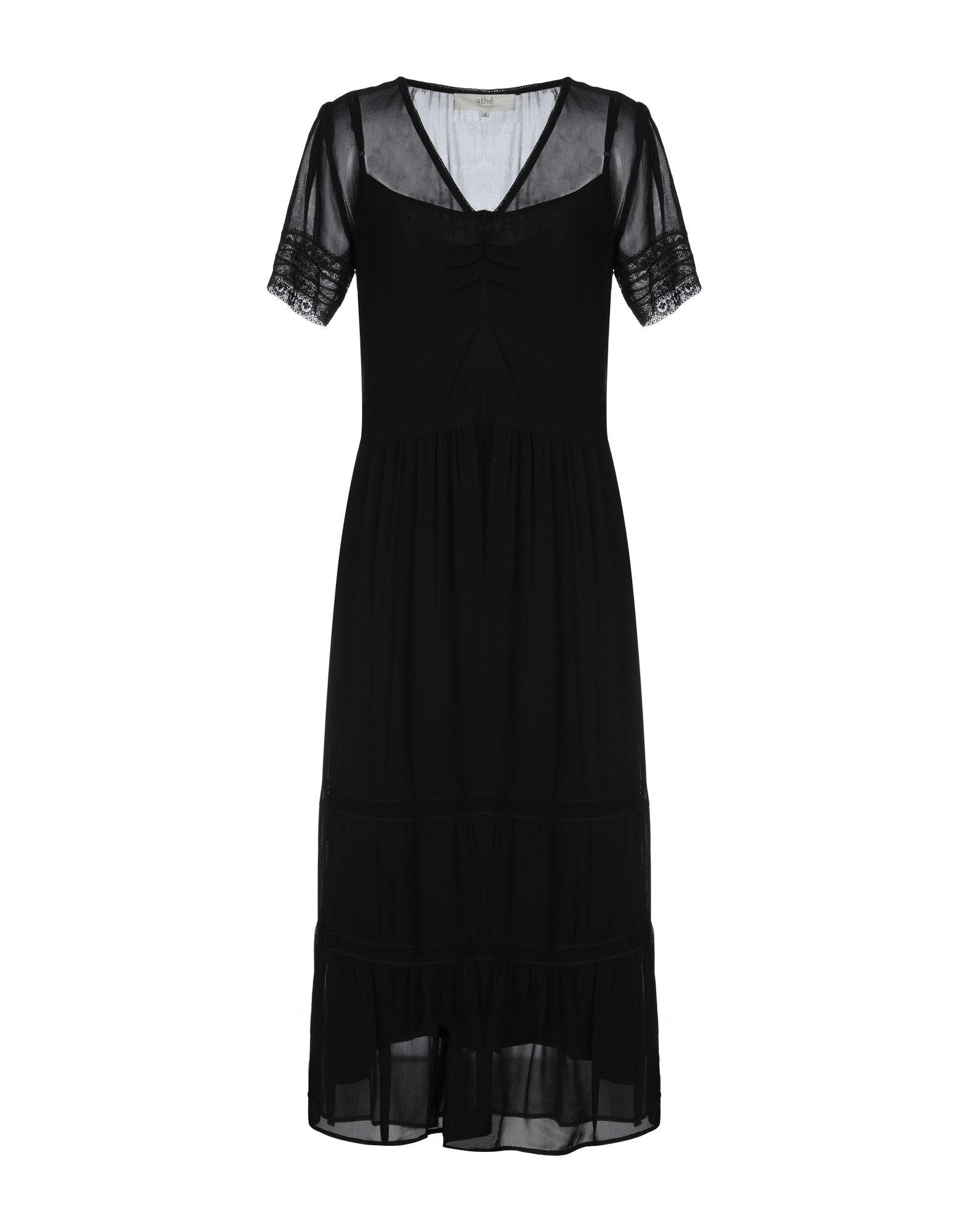 VANESSA BRUNO ATHE' Платье длиной 3/4 bruno 16фруктовница в стиле барроко ландыши