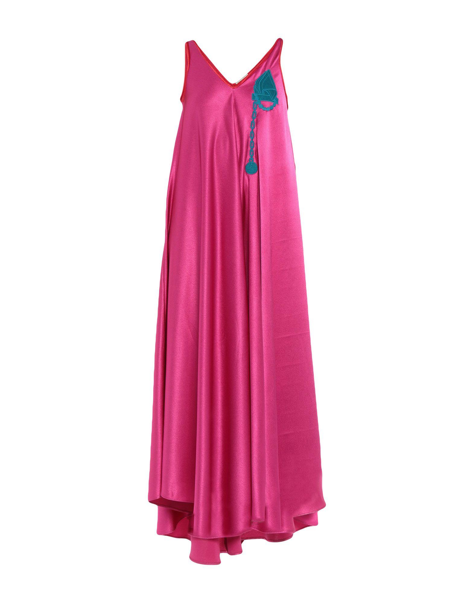 Фото - MARCO DE VINCENZO Длинное платье marco de vincenzo длинное платье