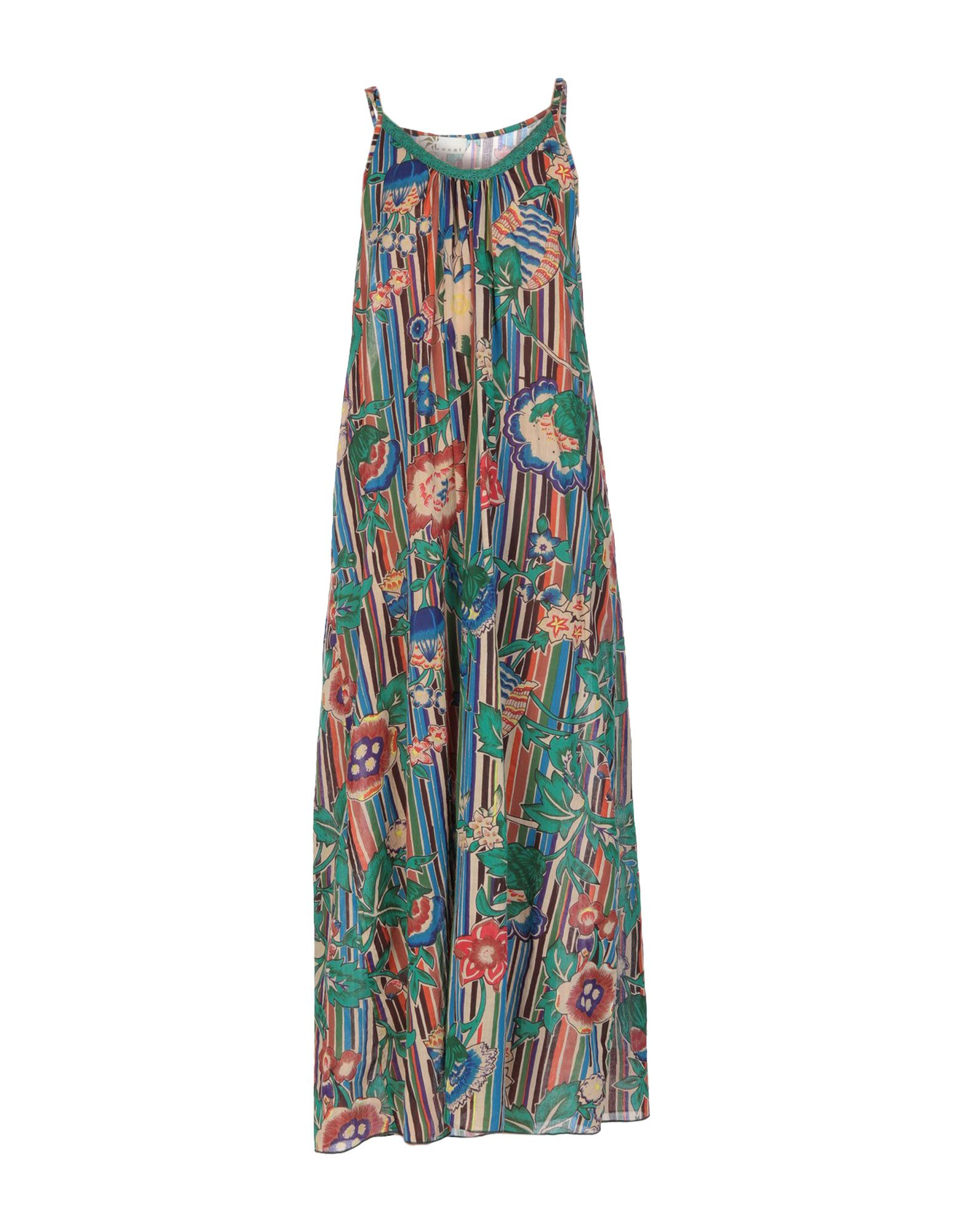LOCAL APPAREL Длинное платье local apparel платье до колена