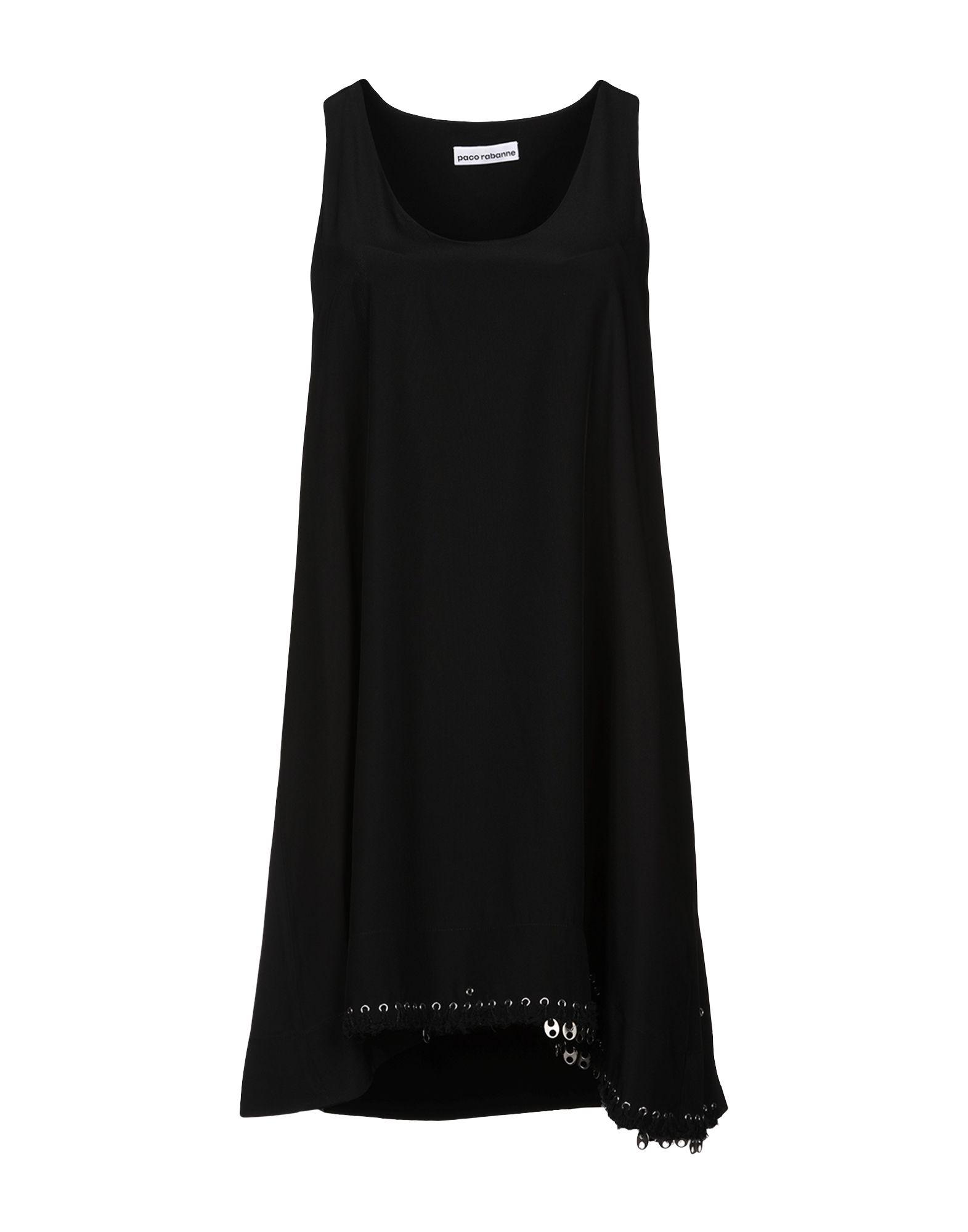 PACO RABANNE Короткое платье paco rabanne короткое платье
