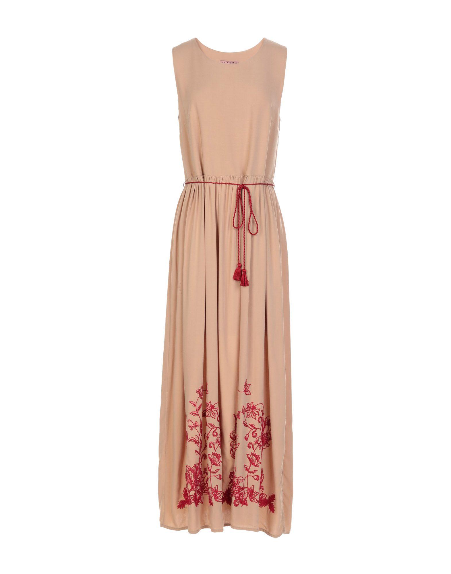 DV Roma Длинное платье