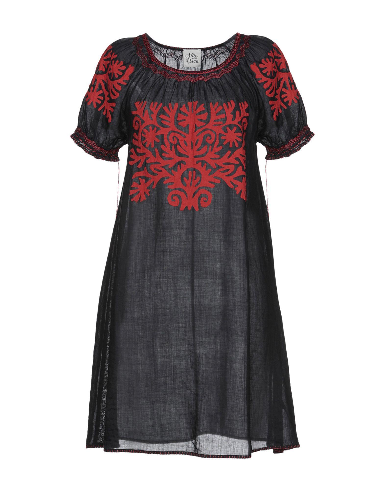 ATTIC AND BARN Короткое платье платье frock and frill frock and frill fr055ewdlds8