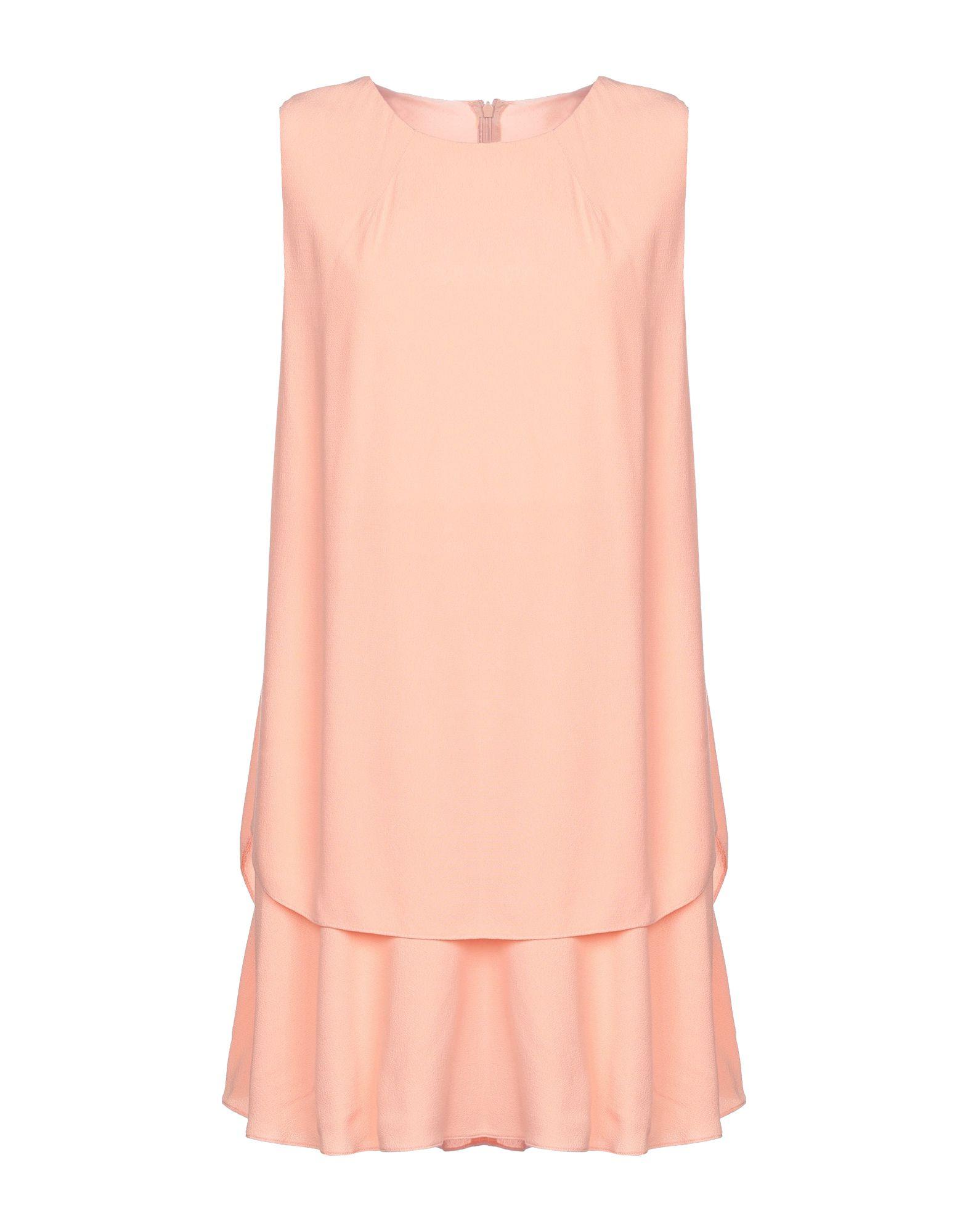 цена BOSS HUGO BOSS Короткое платье в интернет-магазинах