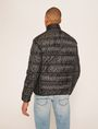 ARMANI EXCHANGE ALLOVER LOGO DOWN-FILL PUFFER JACKET PUFFER JACKET [*** pickupInStoreShippingNotGuaranteed_info ***] e