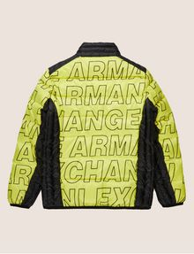 ARMANI EXCHANGE BOYS DOWN-FILL LOGO PUFFER PUFFER JACKET [*** pickupInStoreShippingNotGuaranteed_info ***] r