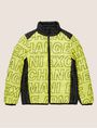ARMANI EXCHANGE BOYS DOWN-FILL LOGO PUFFER PUFFER JACKET [*** pickupInStoreShippingNotGuaranteed_info ***] f