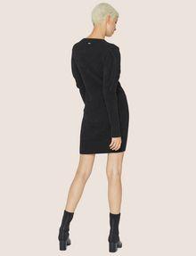 ARMANI EXCHANGE SOFT BALLOON-SLEEVE SWEATER DRESS Mini dress [*** pickupInStoreShipping_info ***] e