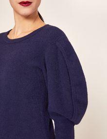 ARMANI EXCHANGE SOFT BALLOON-SLEEVE SWEATER DRESS Mini dress [*** pickupInStoreShipping_info ***] b