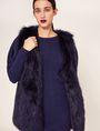 ARMANI EXCHANGE SOFT BALLOON-SLEEVE SWEATER DRESS Mini dress [*** pickupInStoreShipping_info ***] a