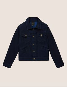 ARMANI EXCHANGE Denim Jacket Man f