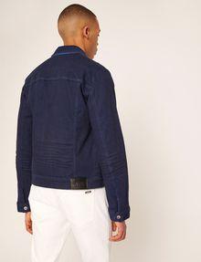 ARMANI EXCHANGE MODERN DENIM TRUCKER JACKET Denim Jacket [*** pickupInStoreShippingNotGuaranteed_info ***] e