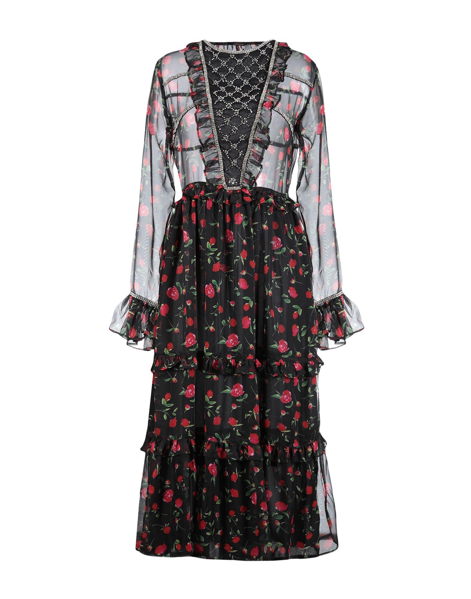DODO BAR OR Платье длиной 3/4 dodo bar or длинное платье