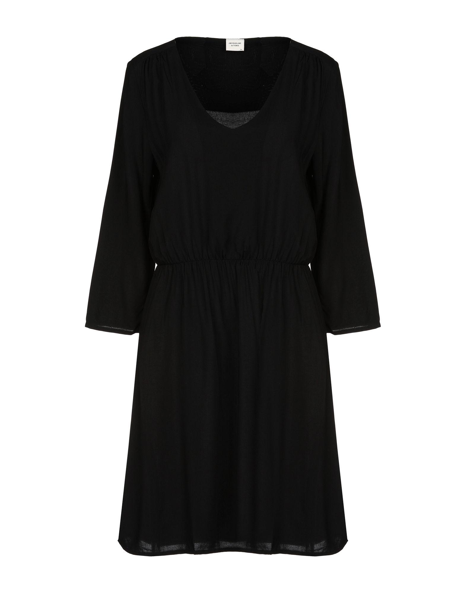 JACQUELINE de YONG Короткое платье джинсы jacqueline de yong jacqueline de yong ja908ewqgf05