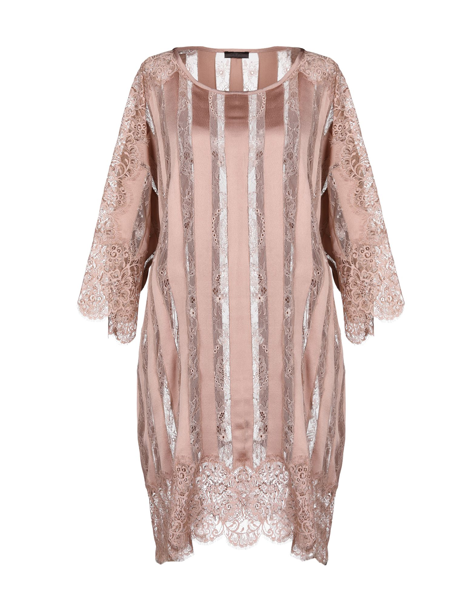 AMEN COUTURE Short Dresses in Pale Pink