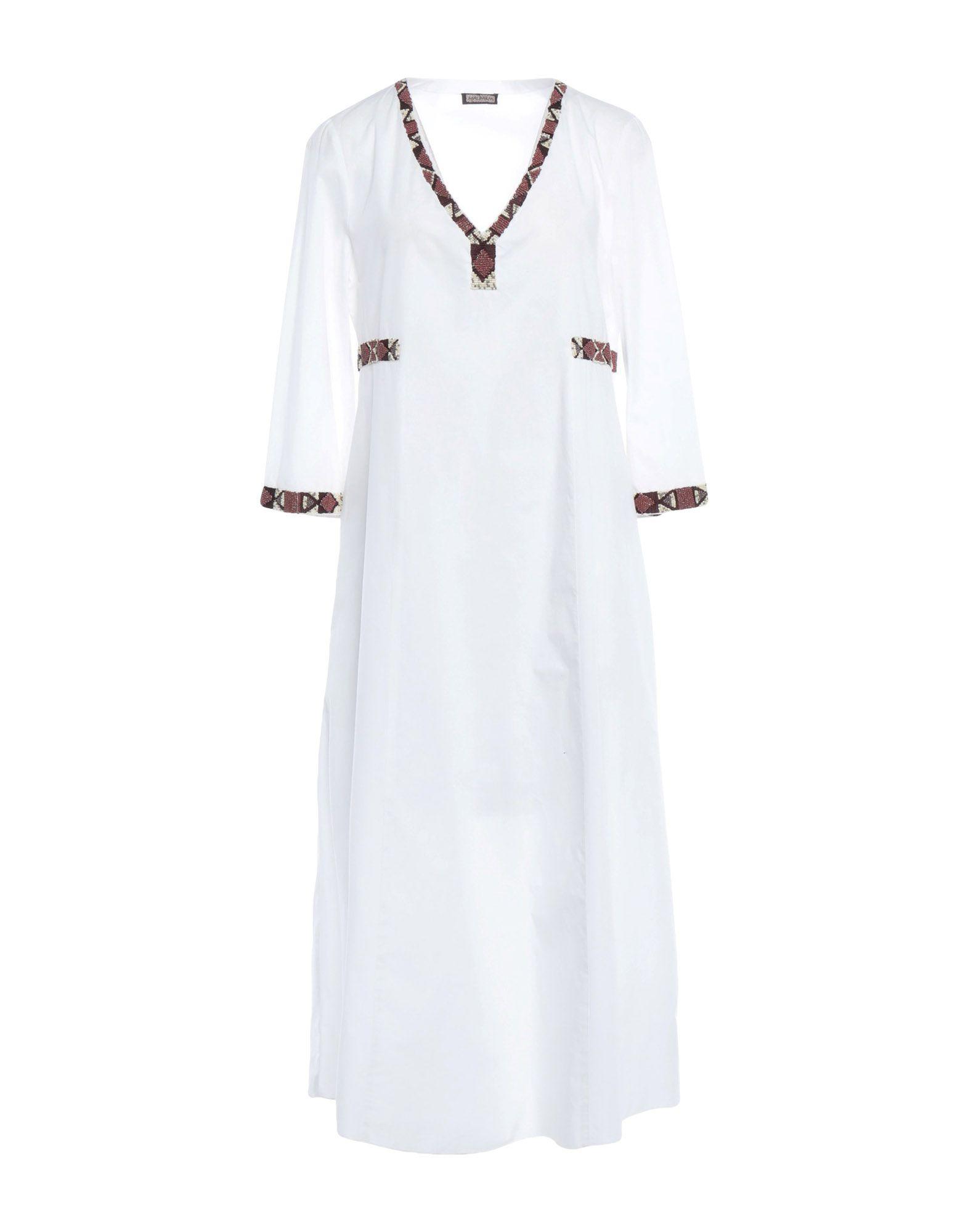 MALÌPARMI Платье длиной 3/4 цена 2017