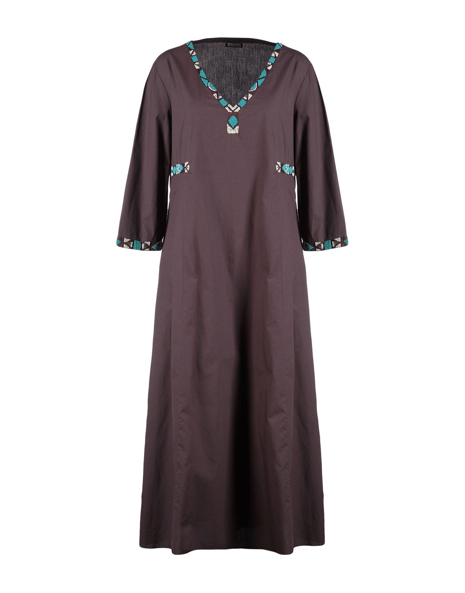 MALÌPARMI Платье длиной 3/4 revise платье длиной 3 4