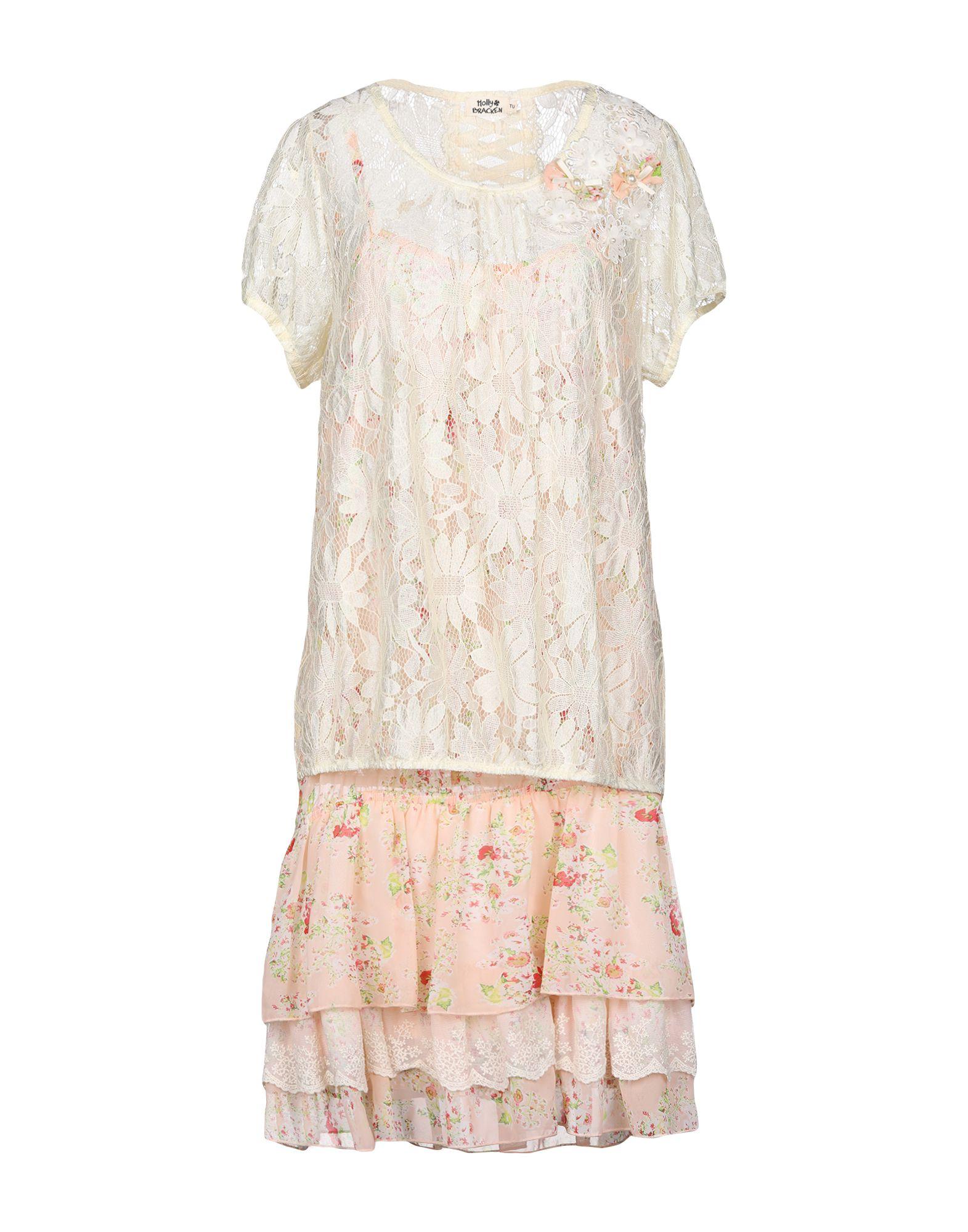 MOLLY BRACKEN Платье до колена odd molly платье до колена