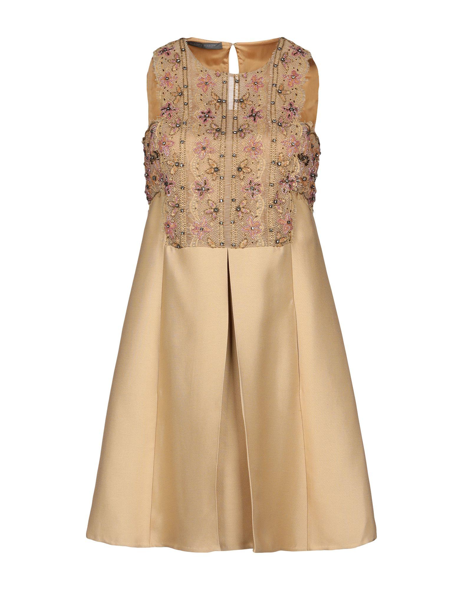 PHILOSOPHY di ALBERTA FERRETTI Короткое платье цена 2017