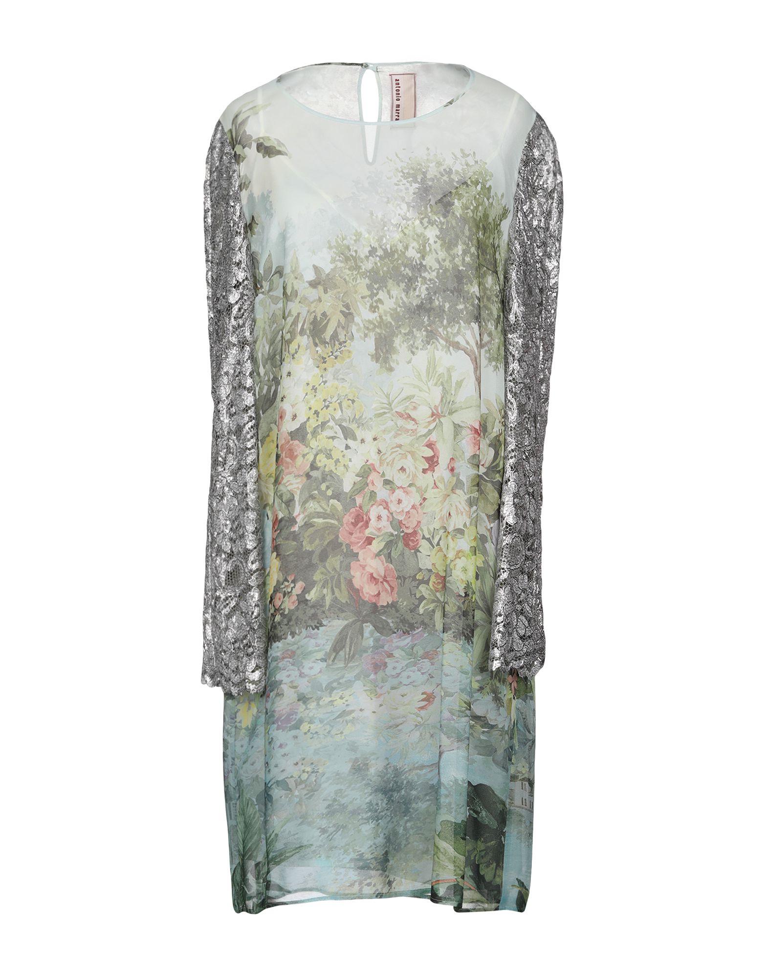 ANTONIO MARRAS Короткое платье цена 2017
