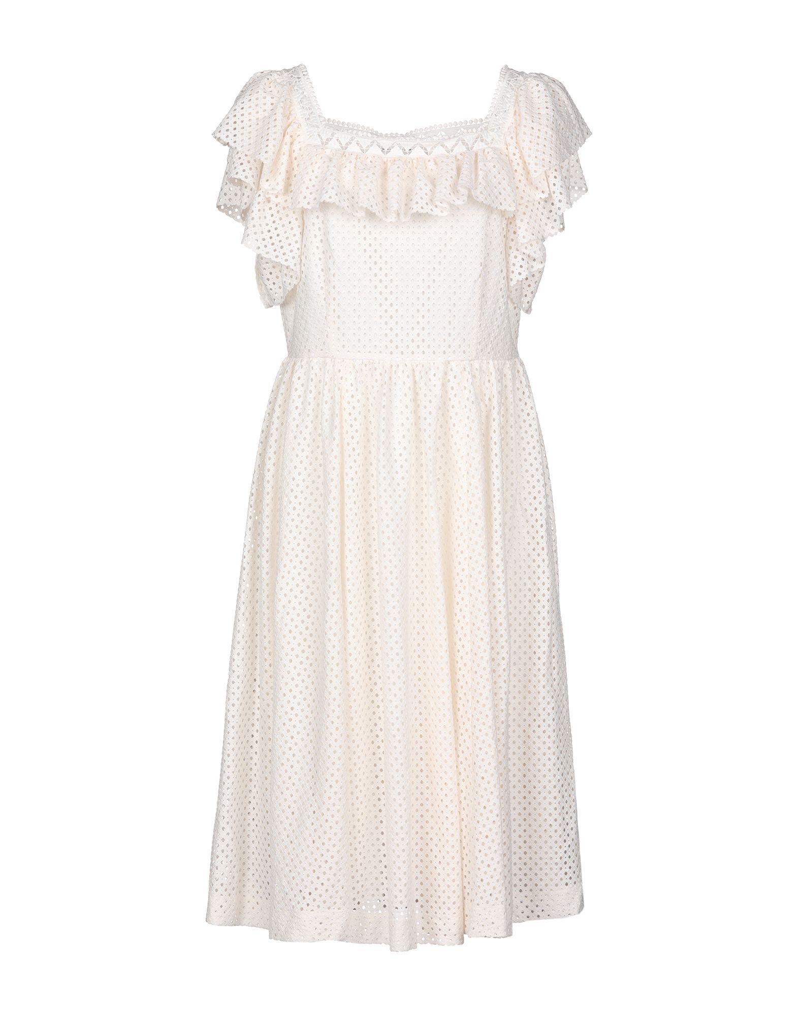 PHILOSOPHY di LORENZO SERAFINI Платье до колена