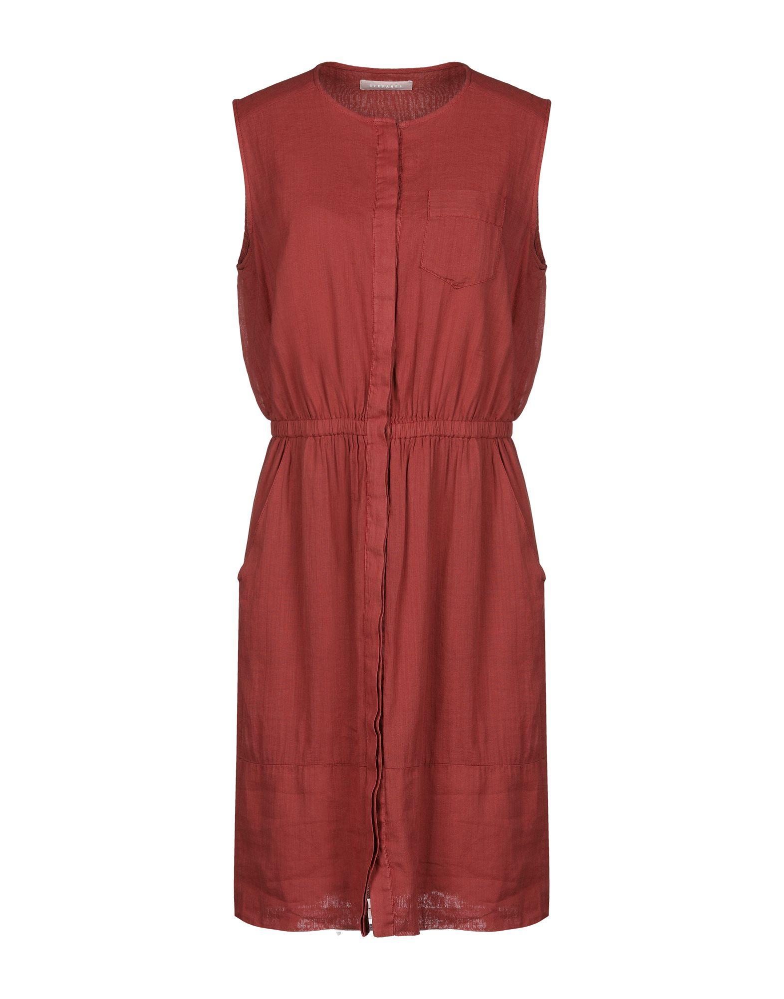 STEFANEL Платье до колена платья stefanel платье