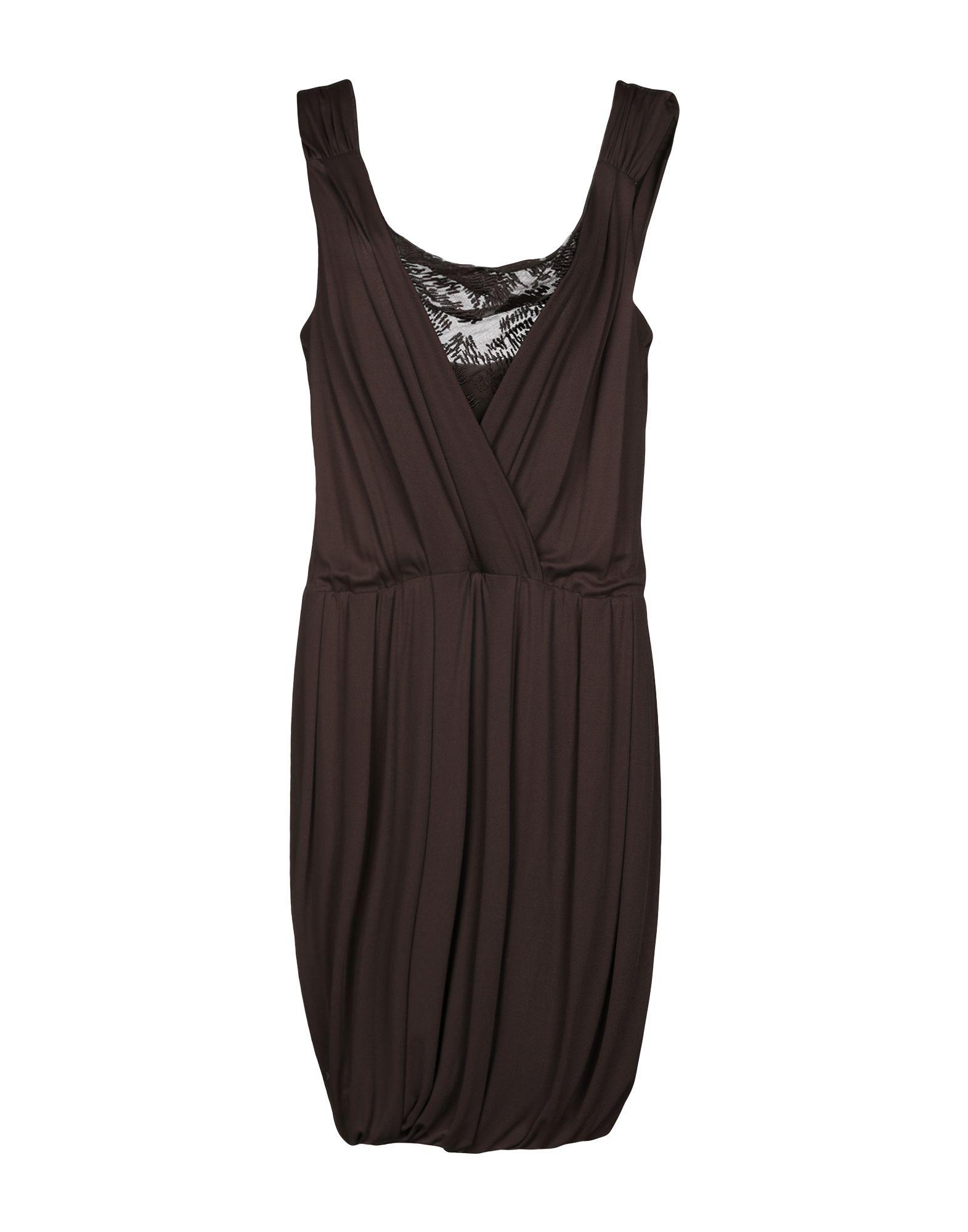 цена ICEBERG Платье до колена онлайн в 2017 году