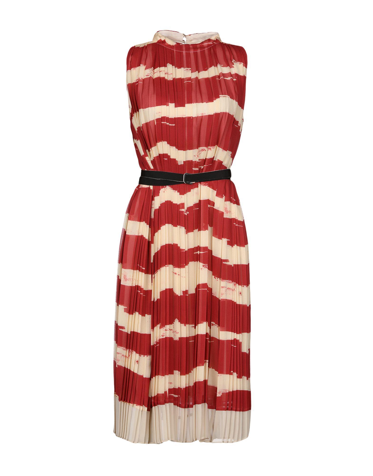 FABRIZIO LENZI Платье до колена fabrizio lenzi длинная юбка