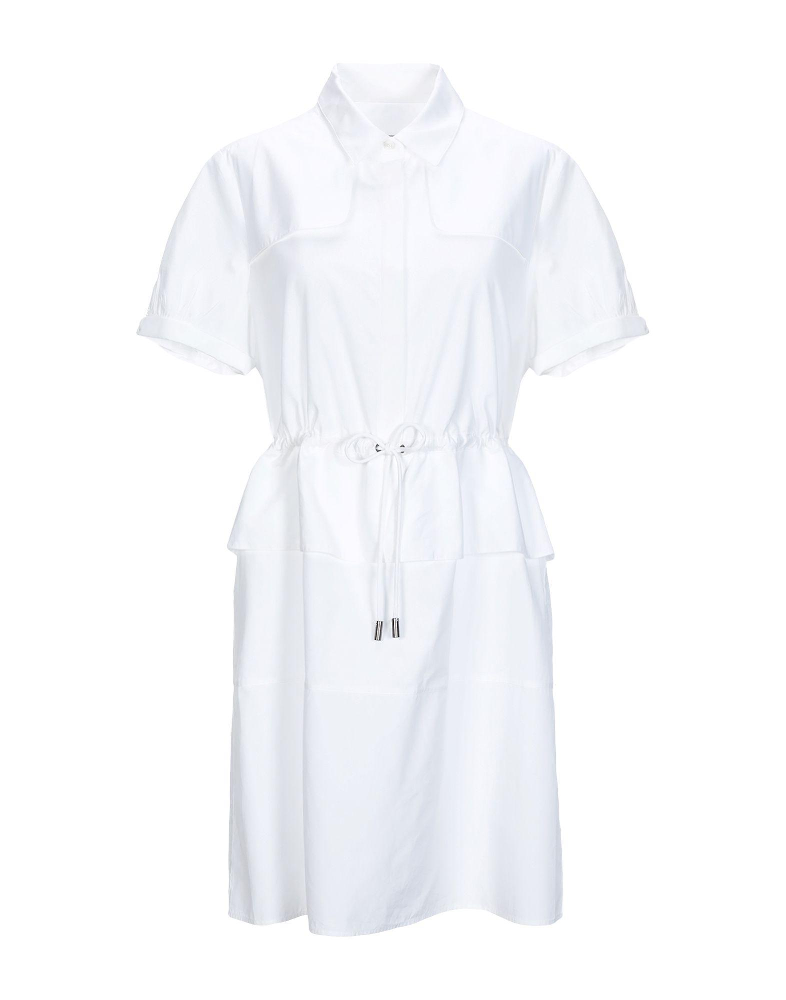цена BURBERRY Короткое платье онлайн в 2017 году