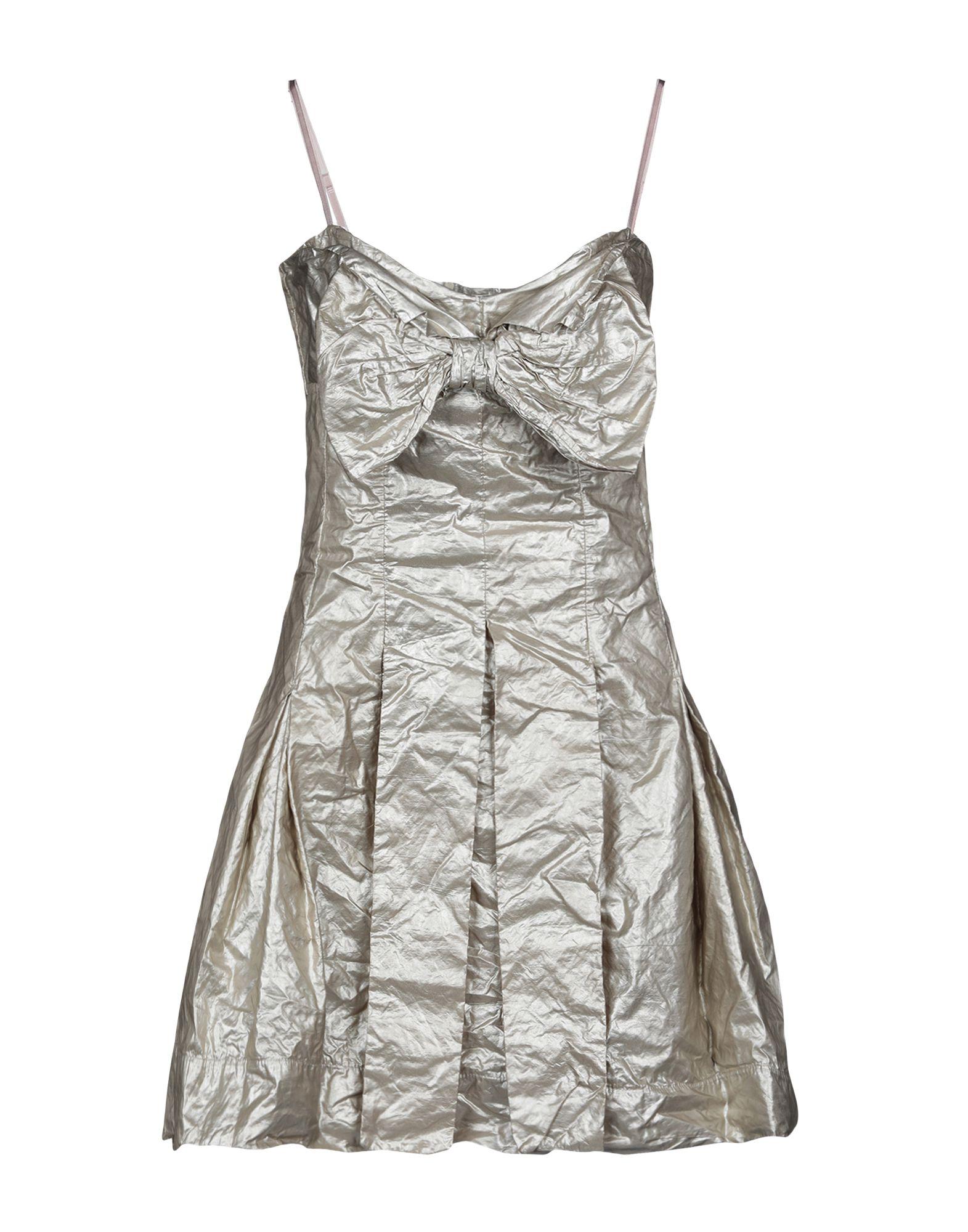 цена SEM VACCARO Короткое платье
